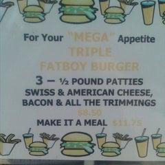 Photo taken at Scott's Burger Shack by Tony C. on 6/10/2012