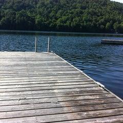 Photo taken at Bark Lake by David H. on 6/17/2012