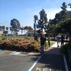 Photo taken at University of California, Santa Barbara (UCSB) by Laura H. on 8/2/2012