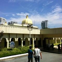 Photo taken at Istana Negara (National Palace) by Randy Z. on 4/29/2012