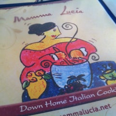 Photo taken at Mamma Lucia by Jaypster on 8/5/2012