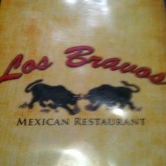 Photo taken at Los Bravos by Brooke B. on 5/1/2012