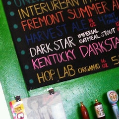 Photo taken at Fremont Brewing Company by T3 H. on 7/7/2012