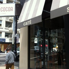 Photo taken at Bread and Cocoa by Bob Q. on 7/26/2012