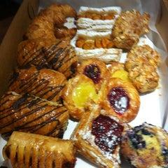 Photo taken at Ettore's European Bakery & Restaurant by Stephane C. on 6/6/2012