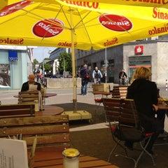 Photo taken at Ährenfeld - Das Restaurant by Harry M. on 5/14/2012
