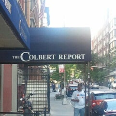 Photo taken at The Colbert Report by Kel H. on 5/29/2012