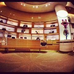 Photo taken at Louis Vuitton by Rashid A. on 8/24/2012