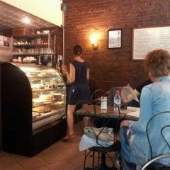 Photo taken at Borgia II Cafe by Calvin T. on 6/3/2012