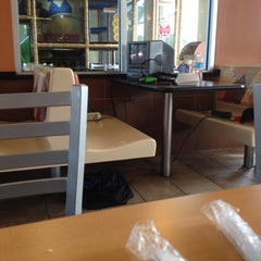 Photo taken at Burger King® by Alexis A. on 9/1/2012