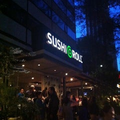 Photo taken at Sushi Roll by gRoOvE on 8/9/2012