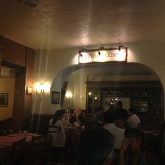 Photo taken at L'Osteria di Cicerone by Luca S. on 7/11/2012