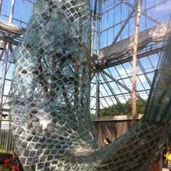 Photo taken at Minneapolis Sculpture Garden by Evan on 6/26/2012