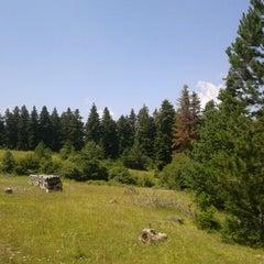 Photo taken at Koruluk Dağı by Kerim Ömer Ö. on 7/17/2012