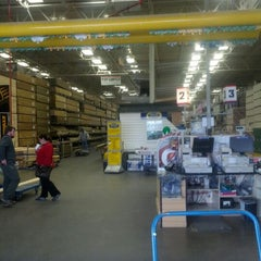 Photo taken at Lowe's Home Improvement by David V. on 3/18/2012