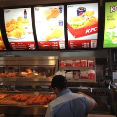Photo taken at KFC & Pizza Hut Subang 2 by Mohamad A. on 3/17/2012