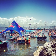 Photo taken at Seacrets by Albert A. on 5/25/2012