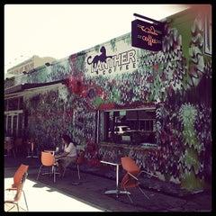 Photo taken at Panther Coffee by Pashmina on 2/29/2012