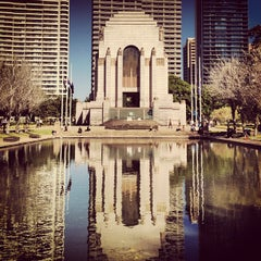 Photo taken at ANZAC War Memorial by Jay A. on 9/5/2012