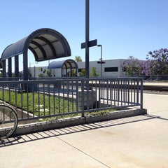 Photo taken at Metrolink Burbank-Bob Hope Airport Station by Ara A. on 6/24/2012