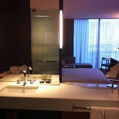 Photo taken at Crown Metropol Hotel by Faye L. on 8/17/2012