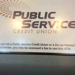 Photo taken at Public Service Credit Union by Vikki W. on 7/18/2012