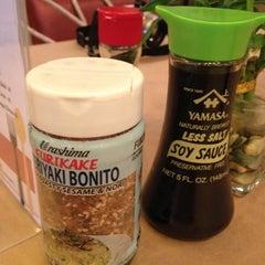 Photo taken at Sai Sai Noodle Bar by R U. on 7/9/2012