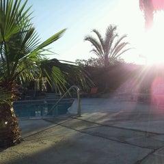 Photo taken at Hope Springs Motel Resort by Lisa L. on 5/13/2012