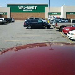 Photo taken at Walmart Supercenter by Don J. on 3/16/2012
