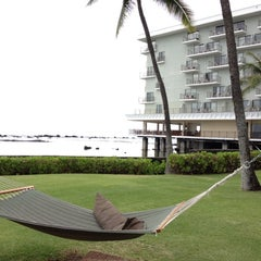 Photo taken at Outrigger Keauhou Beach Resort by Lance O. on 8/29/2012