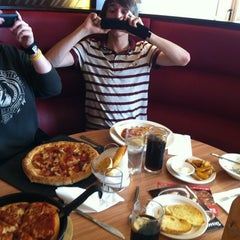 Photo taken at Pizza Hut by Ashley R. on 6/27/2012