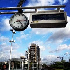 Photo taken at Metrostation Spaklerweg by Tom A. on 6/8/2012