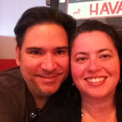 Photo taken at OYE Cuban Grill by Doris M. on 4/15/2012