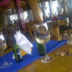 Photo taken at Rayen Restaurante by D. Israel O. on 2/18/2012