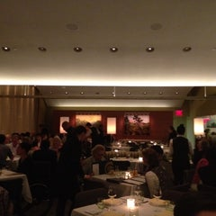 Photo taken at Boulud Sud by Carter B. on 6/1/2012