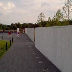 Photo taken at Flight 93 National Memorial by Steve S. on 8/27/2012