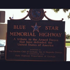 Photo taken at Rest Area #14 (Dooly County) by David P. on 9/6/2012