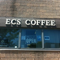 Photo taken at ECS Coffee Inc. Head Office by Rick B. on 6/23/2012
