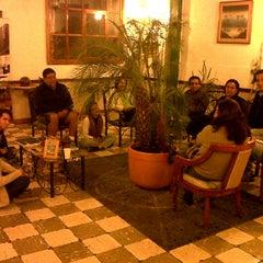 Photo taken at Hostal Casa del Barranco by Juan L. on 3/3/2012