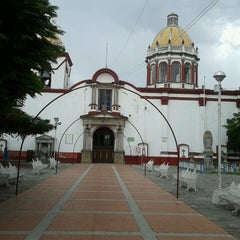 Photo taken at Santuario De Guadalupe by Eder C. on 6/20/2012
