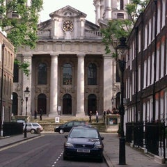 Photo taken at St. John's, Smith Square by Jack C. on 7/14/2012
