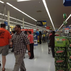 Photo taken at Walmart Supercenter by Jennifer on 3/18/2012