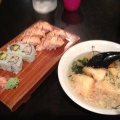 Photo taken at T&J Fresh Sushi by Carla S. on 4/19/2012