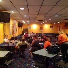 Photo taken at AMF Gulf Gate Lanes by Simply S. on 5/8/2012