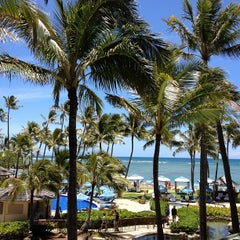 Photo taken at The Kahala Hotel & Resort by Toby T. on 6/14/2012