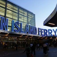 Photo taken at Staten Island Ferry - Whitehall Terminal by DjMikelover S. on 8/16/2012