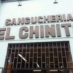 Photo taken at El Chinito by Yamka S. on 5/23/2012