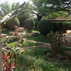 Photo taken at Tangren Garden by Jeff K. on 5/20/2012