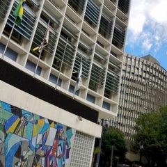 Photo taken at Novotel São Paulo Jaraguá Convention by Alexandre M. on 5/17/2012