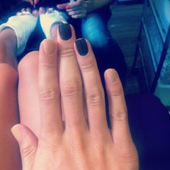 Photo taken at Express Nails by Алена Л. on 7/11/2012